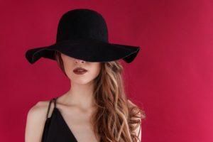 kobiecy kapelusz
